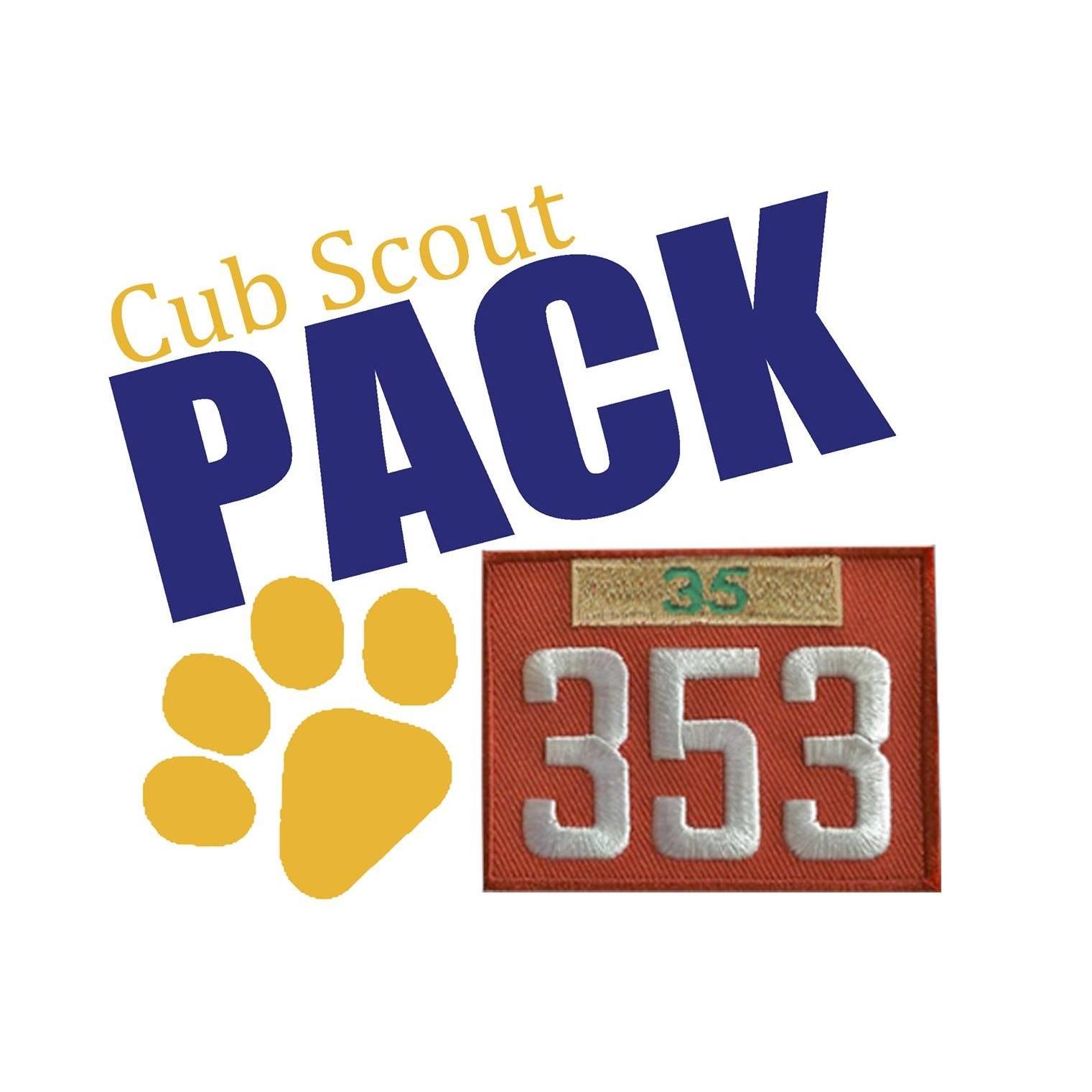Cub Scout Pack 353
